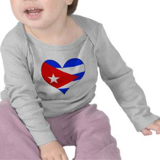 Amo Cuba Camisetas