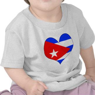 Amo Cuba Camiseta