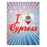 Amo Cypress, California Cuadernos