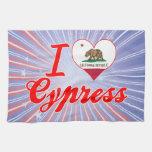 Amo Cypress, California Toalla De Mano