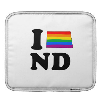 AMO DAKOTA DEL NORTE GAY FUNDAS PARA iPads