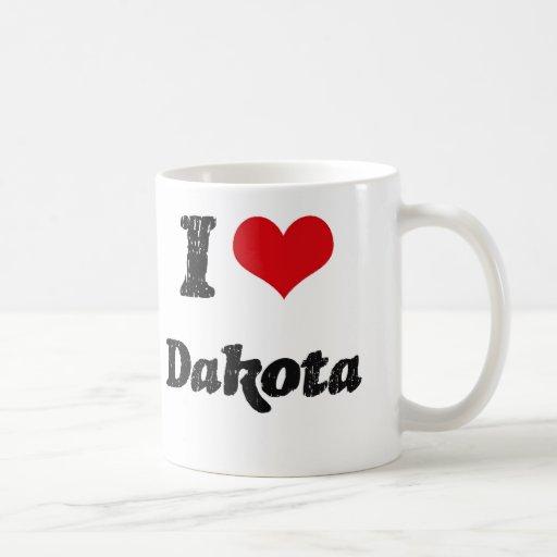 Amo Dakota Tazas