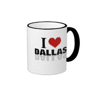 Amo Dallas Tazas
