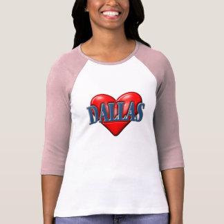 Amo Dallas Tejas Playera