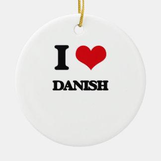 Amo danés ornato