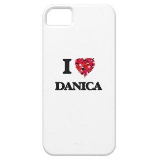 Amo Danica iPhone 5 Carcasa