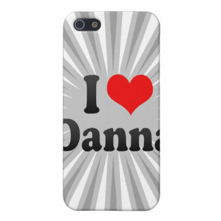 Amo Danna iPhone 5 Cárcasa