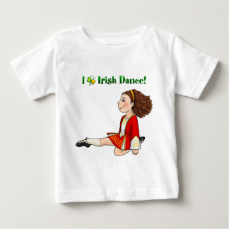 Amo danza del irlandés poleras