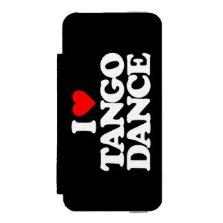 AMO DANZA DEL TANGO FUNDA BILLETERA PARA iPhone 5 WATSON