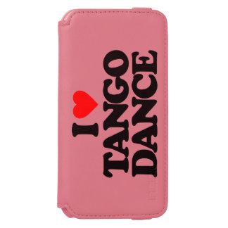 AMO DANZA DEL TANGO FUNDA BILLETERA PARA iPhone 6 WATSON