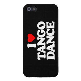 AMO DANZA DEL TANGO iPhone 5 CARCASAS