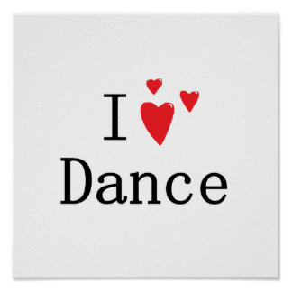 Amo danza posters