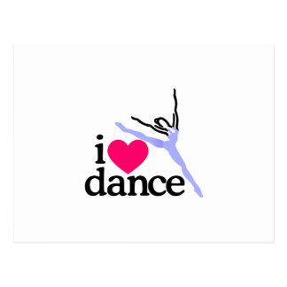AMO danza Postal