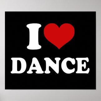 Amo danza póster