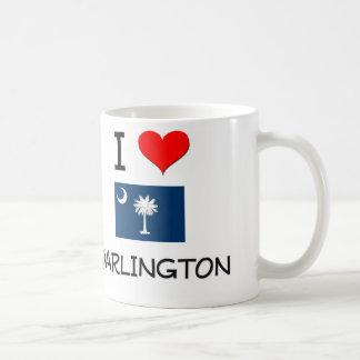 Amo Darlington Carolina del Sur Taza