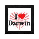 Amo Darwin Cajas De Joyas