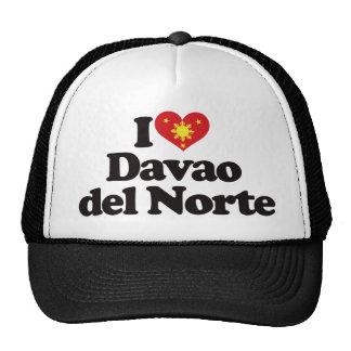 Amo Davao del Norte Gorros