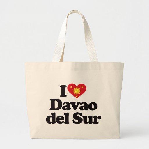 Amo Davao del Sur Bolsa