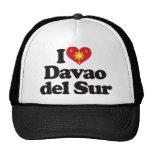 Amo Davao del Sur Gorros Bordados