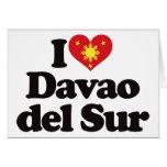 Amo Davao del Sur Tarjeton
