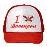 Amo Davenport, la Florida Gorros