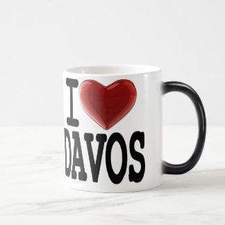 Amo DAVOS Taza Mágica