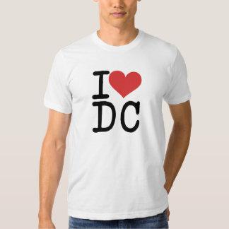 Amo DC Remeras
