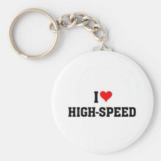 Amo de alta velocidad llavero redondo tipo pin