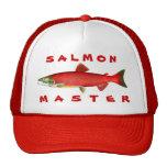 Amo de color salmón gorros