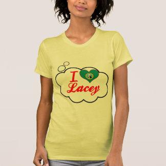 Amo de encaje, Washington Camisetas