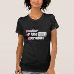 Amo de la microonda camisetas
