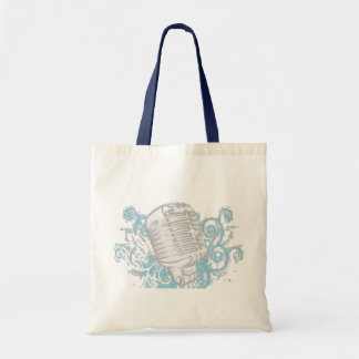 Amo de la música bolsa tela barata