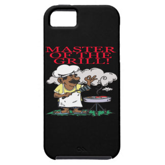 Amo de la parrilla iPhone 5 Case-Mate fundas