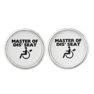 Amo de la silla de ruedas de Seat del SID Gemelos