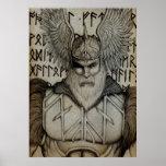 Amo de las runas póster