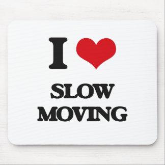 Amo de movimiento lento tapete de raton