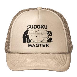 Amo de Sudoku Gorros