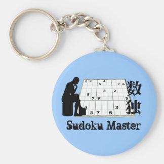 Amo de Sudoku Llaveros