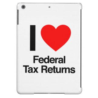amo declaraciones de impuestos federal funda para iPad air