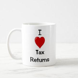 ¡Amo declaraciones de impuestos que las Taza Clásica