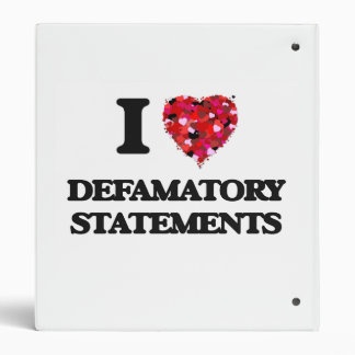 "Amo declaraciones difamatorias carpeta 1"""