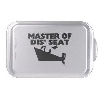 Amo del barco de Seat del SID Molde Para Pasteles