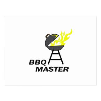 AMO DEL BBQ POSTALES