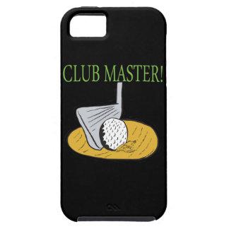 Amo del club iPhone 5 carcasas