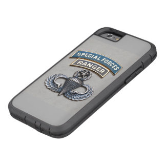 Amo del guardabosques de SF aerotransportado Funda Tough Xtreme iPhone 6