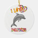 Amo delfínes ornato