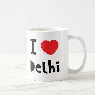 Amo Delhi Taza Clásica