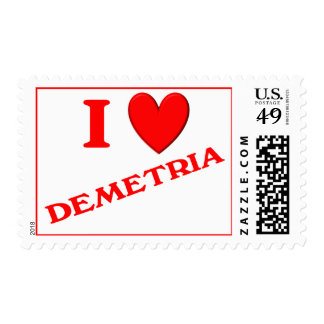 Amo Demetria