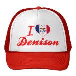 Amo Denison, Iowa Gorros