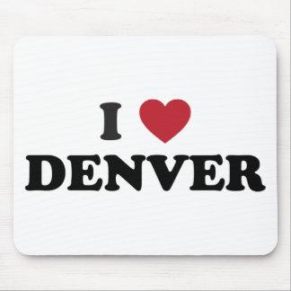Amo Denver Colorado Mouse Pad
